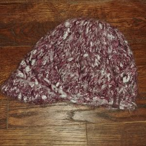 Pistil Knit Beanie with Brim and Ear Warmer